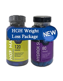 HGH Weight Loss Package Offer Image