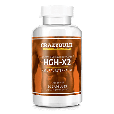 HGH X2 Featured Somatropin Alternative Brand