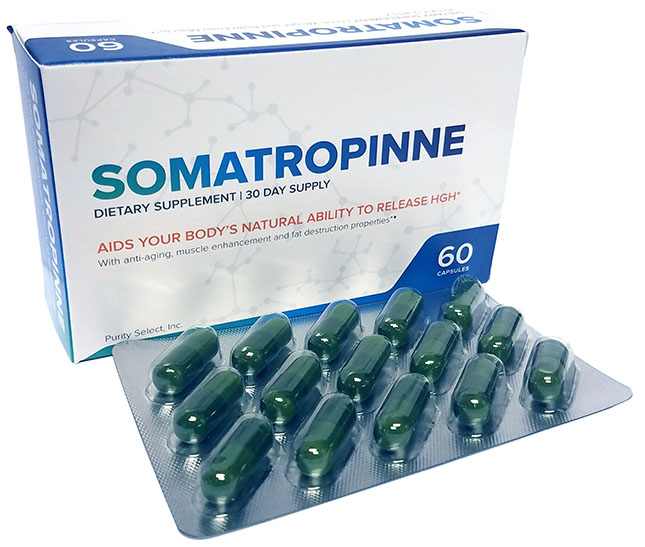 Somatropinne HGH Featured