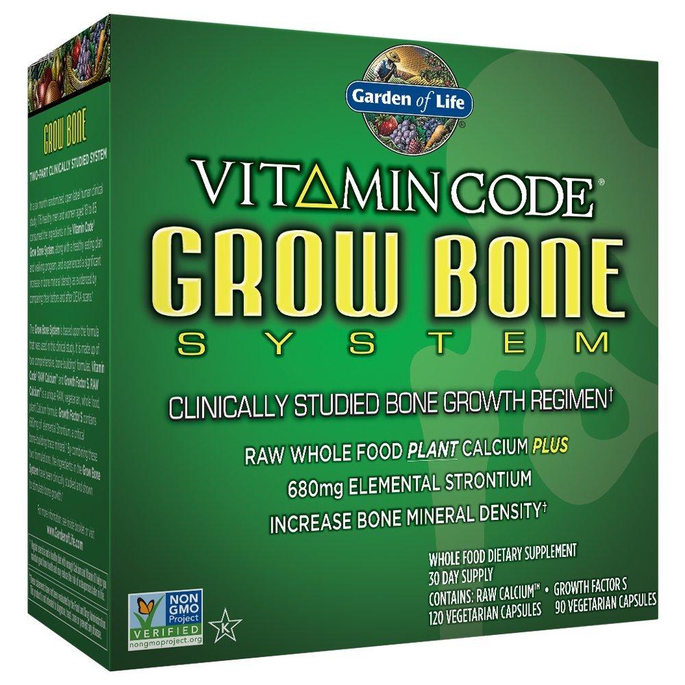 Vitamin code Grow Bone System Review