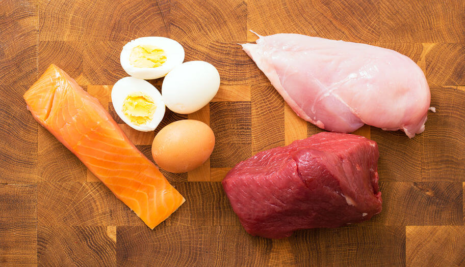 foods rich in Ornithine featured